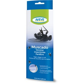 AVEVE Muscado Venster insecticide (strips)