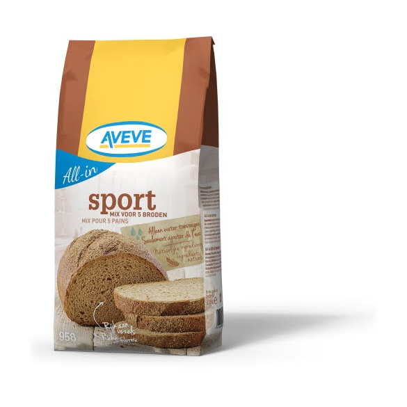 AVEVE All-in Sportbrood