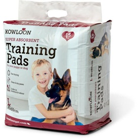 Kowloon Puppy Trainer Pads Large 60x90 cm
