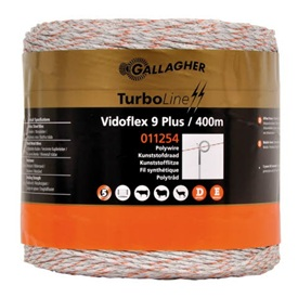 Gallagher Vidoflex 9 TurboLine Plus 400 m