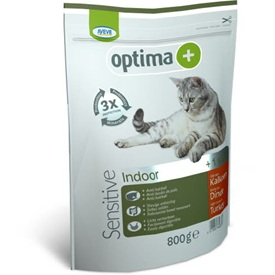 AVEVE Optima+ Adult sensitive cat indoor