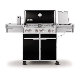 Weber Summit E-470 GBS Black