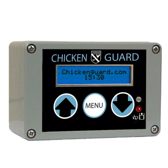 Chicken Guard Premium + Geleiders en Deur