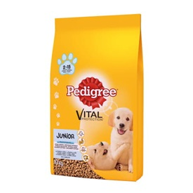 Pedigree Vital Protection Junior Kip en Rijst