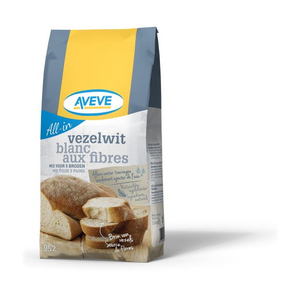 AVEVE All-in Wit Vezelbrood