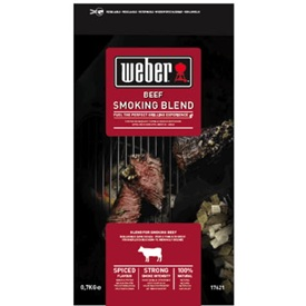 Weber Houtsnippers Beef