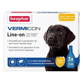 Beaphar Vermicon Line-On Puppy