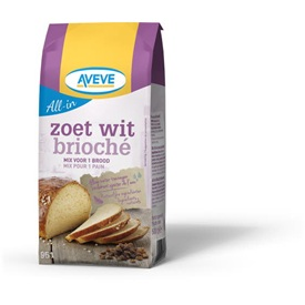AVEVE All-in Zoet Wit Brood