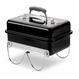 Weber Go-Anywhere houtskool barbecue