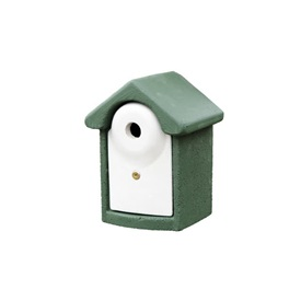 CJ Wildlife Houtbeton nestkast (Ø 28 mm)