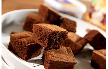 Teff-brownies