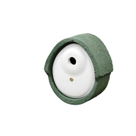 CJ Wildlife Nestkast houtbeton ovaal Ø 32 mm Diameter hol 32 mm