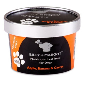 Billy + Margot Appel, Banaan en Wortel 160 g