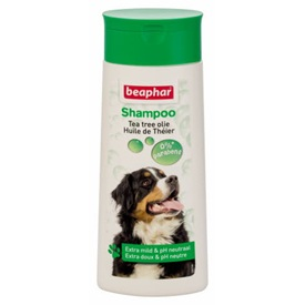 Beaphar Shampoo Bubbels H Tea Tree Olie 250 ml