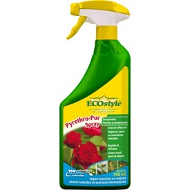 ECOstyle Pyrethro-Pur Spray insecticide 750 ml