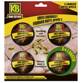 KB Home Defense Mier lokdoos F
