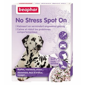 Beaphar No Stress Spot On Hond 3 x 0,7 ml