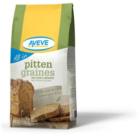 AVEVE All-in Brood Met Pitten 2,5 kg