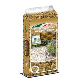 DCM Castanea CoverChips 5-40 mm 60 l