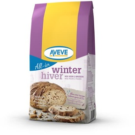 AVEVE All-in Winterbrood 1 kg