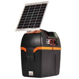 Gallagher B200 inclusief 6W solar assist